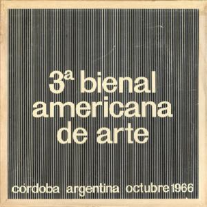 3a bienal americana de arte cover
