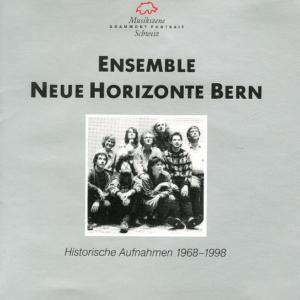 Ensemble Neue Horizonte Bern: 1968-1998 cover