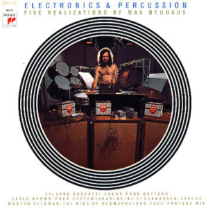 Electronics and Percussion — Five Realizations cover