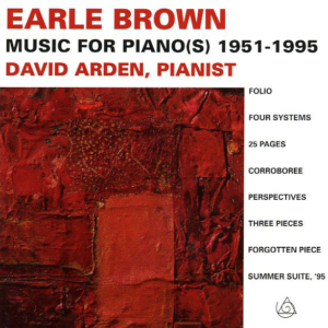 Music for Piano(s) 1951 – 1995 cover