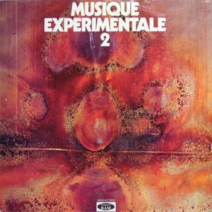 Musique Expérimentale II cover