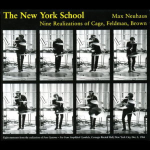 The New York School cover