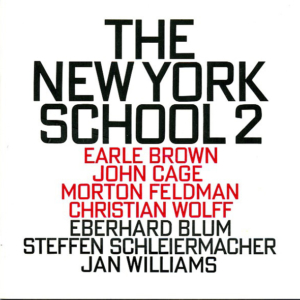 The New York School 2 cover