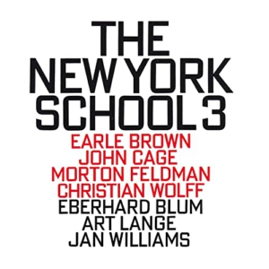 The New York School 3 cover